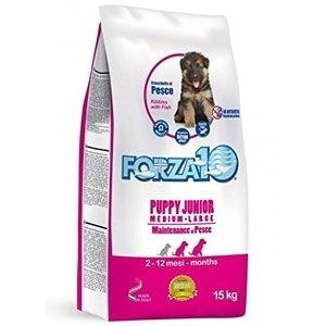 Prodotti Ecobio per animali: cani. Forza 10, Puppy Junior, cibo per cani fino a 12 mesi