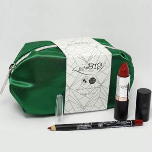 Idea regalo per l'amica o la mamma: PUROBIO Kit make up