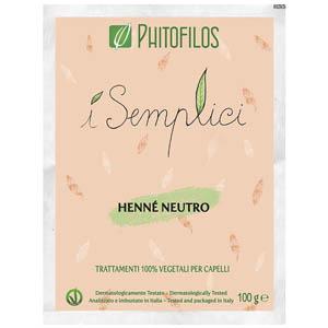 Tinture naturali per capelli Phitofilos Hennè Naturale per capelli