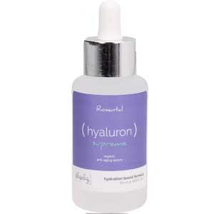 Rosental Organics Hyaluron Supreme: Siero con Acido ialuronico Ecobio