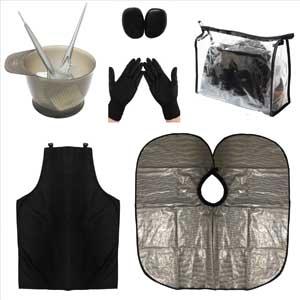 kit per la tintura dei capelli