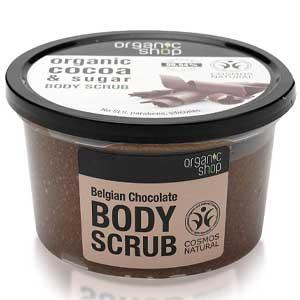 Idee Regalo per Natale 2019 fino a 10 Euro Organic Shop Body Scrub