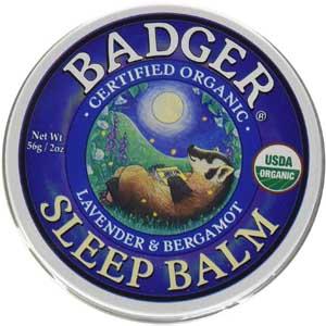 Idee Regalo fino a 20 Euro Badger Balsamo per favorire il sonno