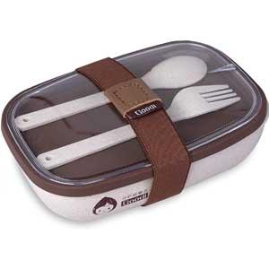 Regalo utile per Natale 2019 fino a 20 Euro: Lunch Box Realizzato con la Gluma del riso