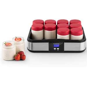 Regalo salutare per la casa natale 2019 Klarstein Gaia macchina per lo yogurt