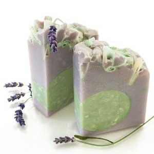 Com'è fatto il sapone Ecobio naturale Antiallergico