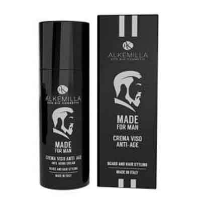 Idee Regalo Ecobio per uomo: Alkemilla crema viso anti-age per uomo