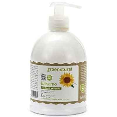 Prodotti Ecobio per capelli Lisci: GreenNatural Balsamo districante