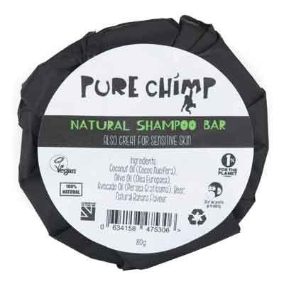 Idee Regalo Ecobio per uomo: shampoo solido 100% naturale