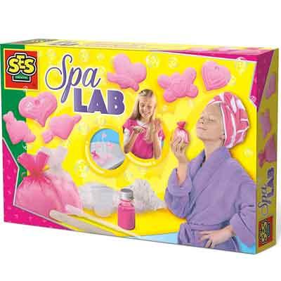 Trucchi Ecobio per Bambine: SES kit per creare tutti i prodotti di una spa