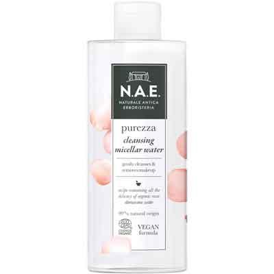 Migliori Prodotti per brufoli da mascherina: N.A.E. Acqua micellare purificante