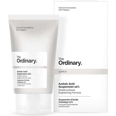 Prodotti Cosmetici The Ordinary: Azelaic Acid Suspension 10%, Sospensione di acido azelaico al 10%