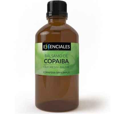 Olio Essenziale e Balsamo di Copaiba: Essenciales