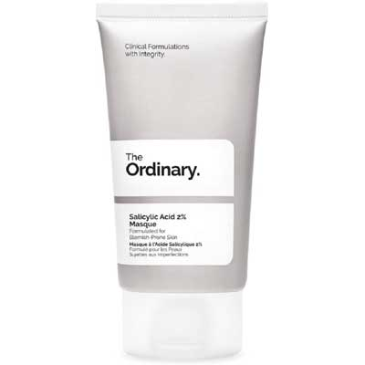 Prodotti Cosmetici The Ordinary: Salicylic Acid 2% Masque