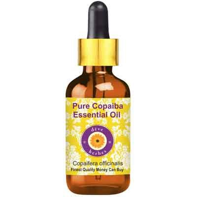 Olio Essenziale e Balsamo di Copaiba: Deve Herbes