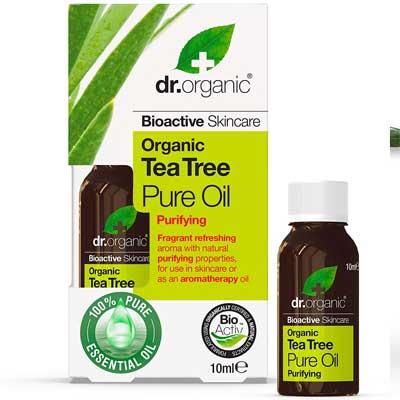 Selezione Oli Essenziali per l'inverno: Dr Organic