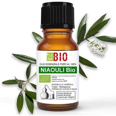 Selezione Oli Essenziali per l'inverno: Niaouli bio