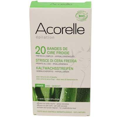 Consigli e prodotti Ecobio per sopracciglia: Acorelle