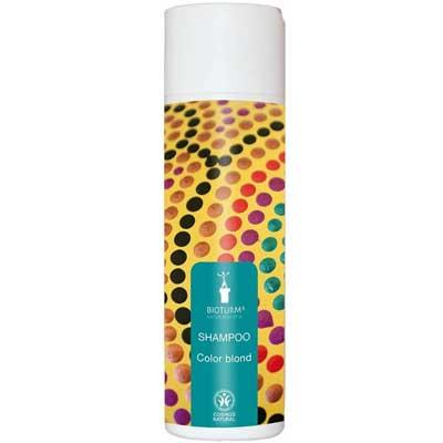 shampoo Ecobio per capelli biondi: Bioturm