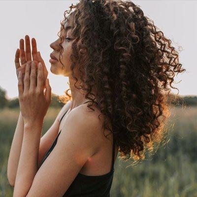 Curly Girl Method Set Istantaneo per la cura dei capelli ricci