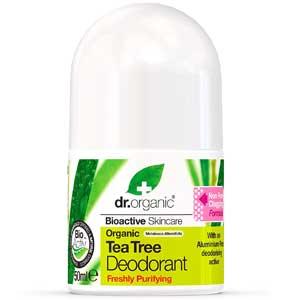 Migliori deodoranti Ecobio naturali: Dr. organic