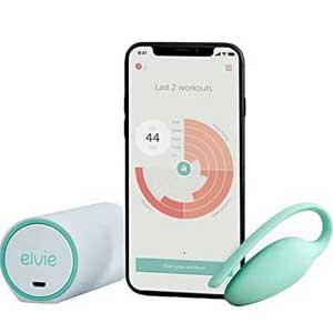 tecnologia in gravidanza: Elvie Trainer
