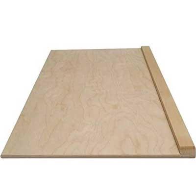 Regali di tendenza per Natale 2020: Erretre tavola in legno per impastare i cibi a casa