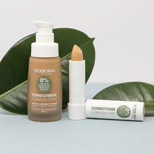 I cosmetici Deborah Puro % sono Ecobio?