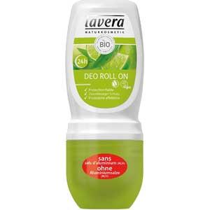 Migliori deodoranti Ecobio naturali: Lavera Roll-on