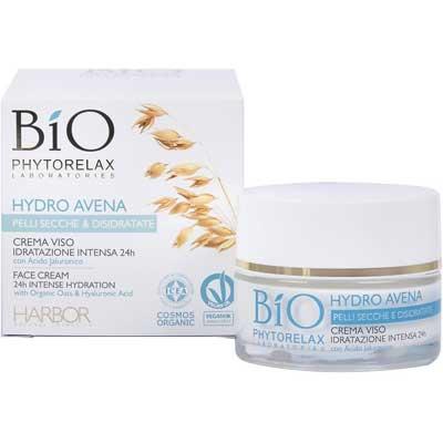 Crema idratante viso Ecobio: Phytorelax