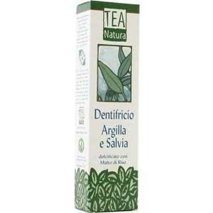 Dentifricio senza fluoro naturale: Tea Natura