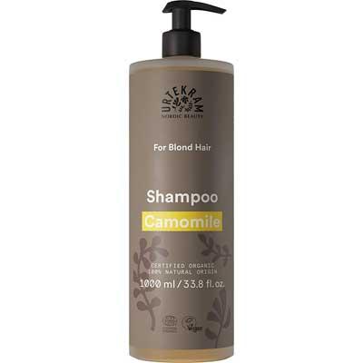 shampoo Ecobio per capelli biondi: urtekram