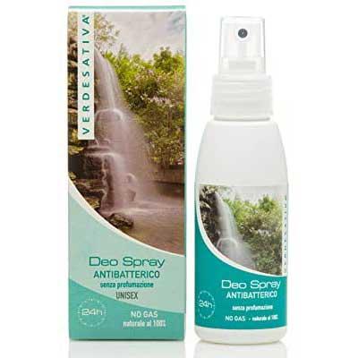 I migliori deodoranti Ecobio per uomo: verdesativa