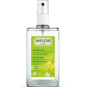 Migliori deodoranti Ecobio naturali: weleda, deo spay