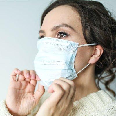 prodotti Ecobio per i brufoli da mascherina