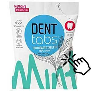 Migliori prodotti Ecobio Senza glutine: Denttabs, dentifricio in pastiglie