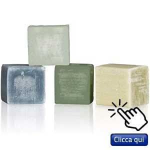 Idee Regalo Ecobio per uomo: set di detergenti solidi