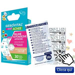 Trucco e unghie con adesivi: patch anti brufoli con decori