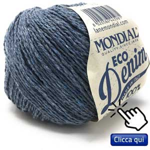 filati eco sostenibili per lavorare a maglia: gomitolo di cotone ecologico