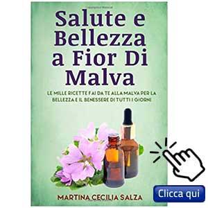 La malva nei cosmetici: libro di salute e bellezza