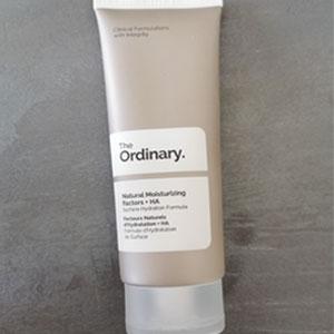 The Ordinary crema idratante con fattori naturali